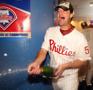 JAMIE MOYER is heading to Clearwater to begin rehab for 2012!
